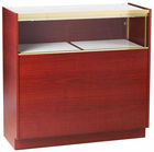 3' Width Front View Merchandise Locking Display Case - Other Sizes Available