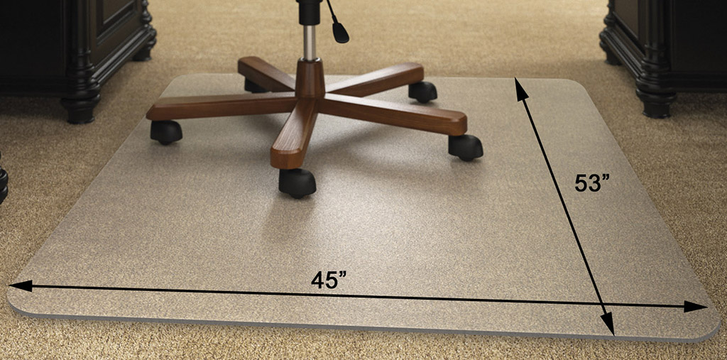 High Pile Carpet Chair Mat Carpet Review