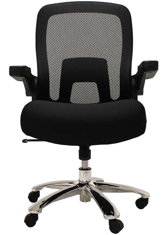 500 Lbs. Capacity Mesh Back Office Chair