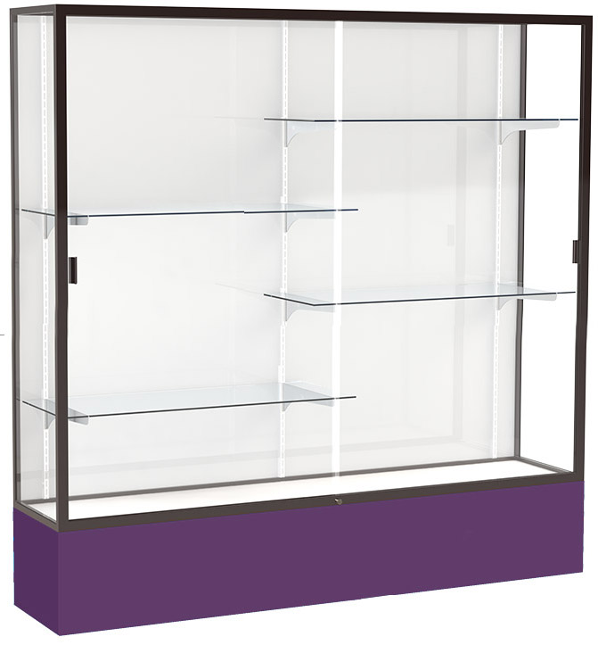 72 Quot H 4 W Spirit Trophy Locking Display Case See Other Sizes