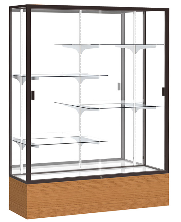 60 Wide Reliant Display Case