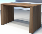 """72"""" x 36"""" Custom Standing Height Gathering Table - Other Sizes Available"""