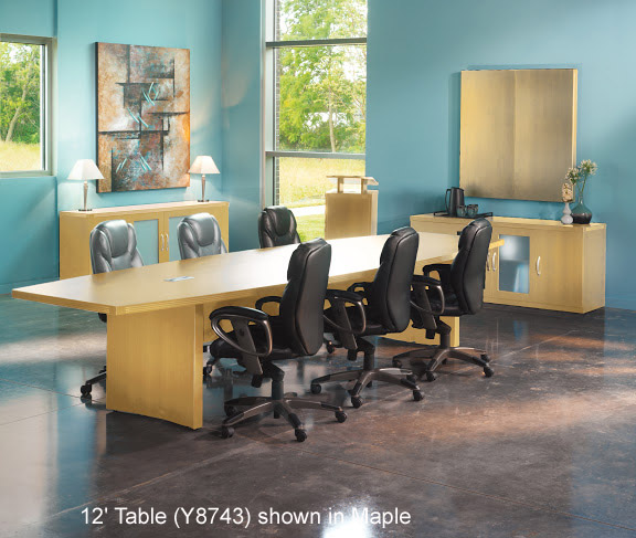 Aberdeen Conference Tables In Stock Free Shipping