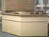 Allure Custom Reception Desk