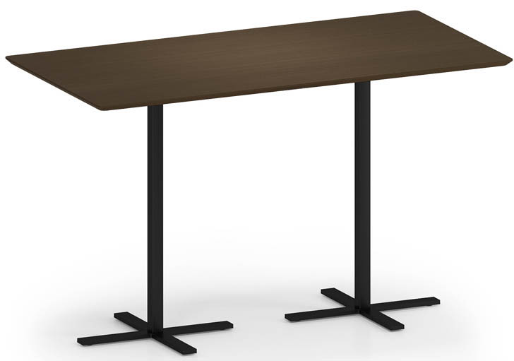 Avon Standing Height Conference Table Series X Standing - 72 conference table