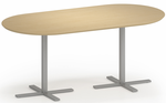"Avon Conference Table Series - 36"" x 72"" Oval Conference Table"
