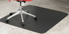 "Black Chair Mats for Hard Floors - 36""x 48"" Rectangular Chair Mat (Other Sizes Available)"