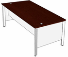 60� x 30� Concepts Custom Executive Desk