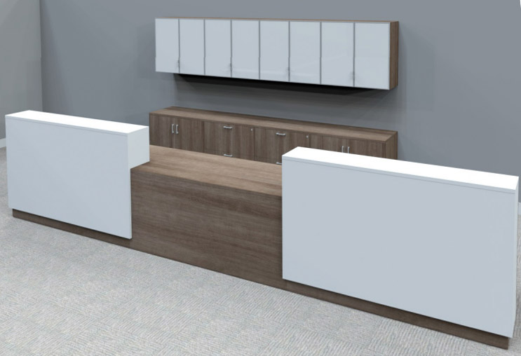 Customize A Reception Desk For Your Business Workspace