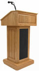 Counselor Evolution Solid Wood Sound Lectern