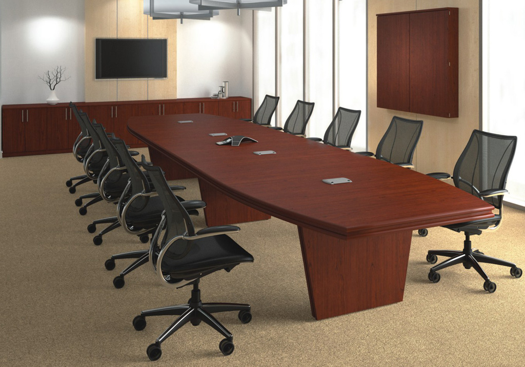 Custom Meeting Room Tables