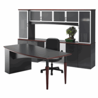 Custom Manager's Desks