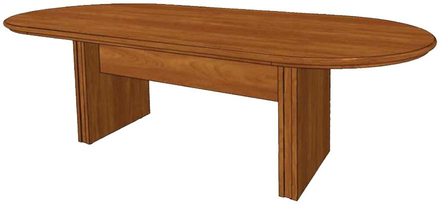 Custom Oval Racetrack Conference Tables X Table Other - 42 x 96 conference table