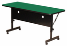 Deluxe Adjustable Height Flip Top Training Tables