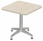 "Designer Laminate Square 20""H End Tables - 24"" Square End Table"