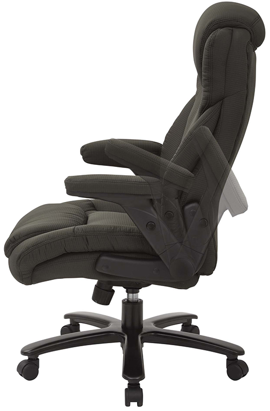 wide office chair w/ 400 lb. capacity