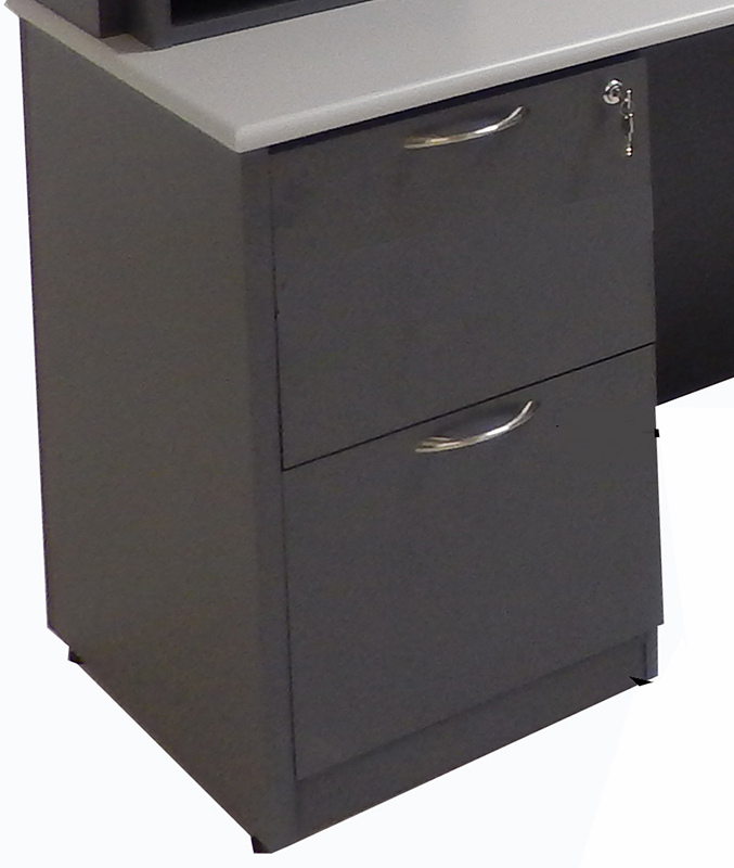 Under Desk File Drawer Pedestal