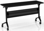 """48""""W x 18""""D Flip-N-Go Training Table - Other Sizes Available"""