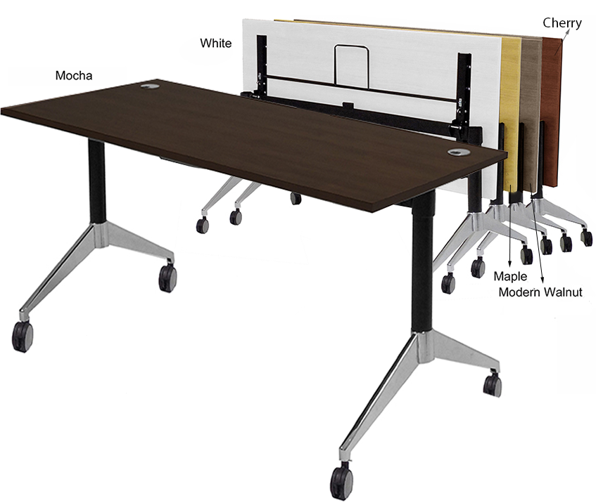 Flip Top Training Tables In Many Colors Amp Sizes 60 Quot X 24