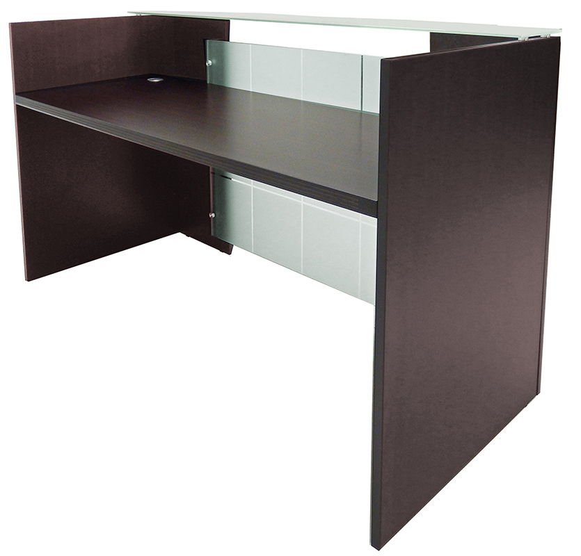 Gl Front Reception Desk In 5 Colors