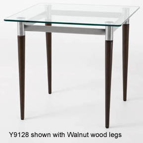 ... Glass Reception End Table U0026 Coffee Table Series ...