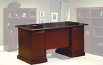 Heritage Hill Traditional Office Furniture Series - Office Desk