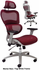 HumanFlex Elastic All-Mesh Ergonomic Chair w/Headrest