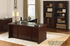 Huntington Club Cherry Series - Cherry L-Desk with Right Return