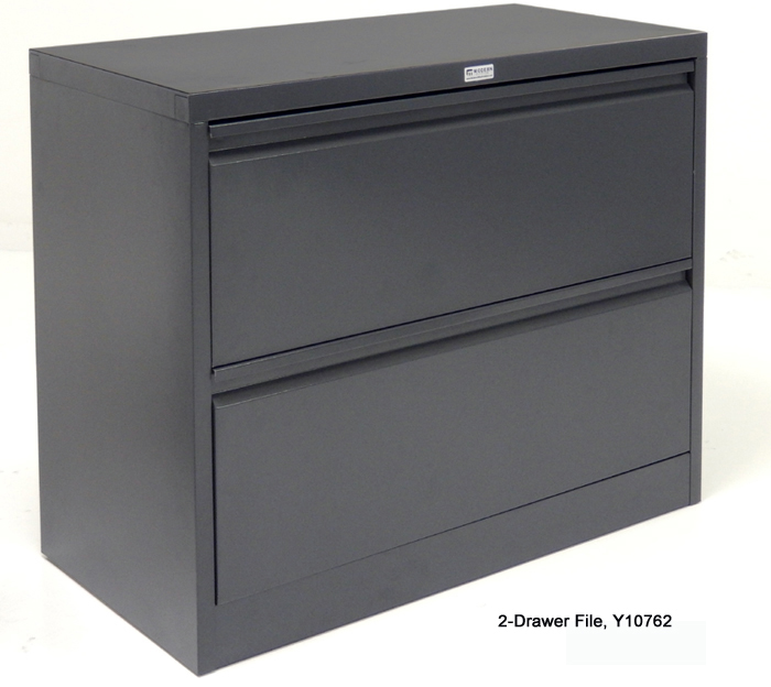 sc 1 st  Modern Office & In Stock Value Non-Locking Steel 2-Drawer Lateral File