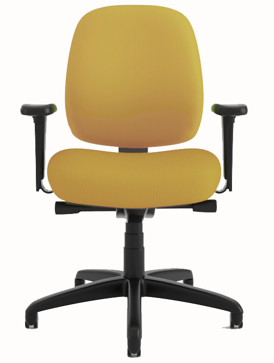 takes ergonomic seating to a new level of comfort and