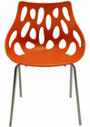 LavaFlow Stack Chair