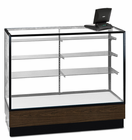 "40""H Merchandiser Counter Display Cases"