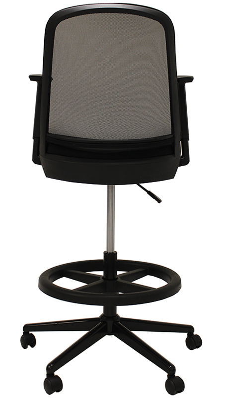 ... Mesh Back Drafting Stool - 22 ...  sc 1 st  Modern Office : mesh drafting chair - Cheerinfomania.Com