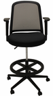 "Mesh Back Drafting Stool - 22""-31"" Seat Height"