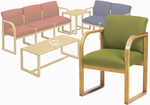Modern Office Visitor's Group -  Arm Chair