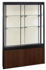 "66""H Platform Display Cases Up To 12' Wide!"