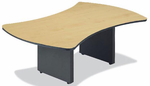 6' Custom Presentation Conference Table - Other Sizes Available!