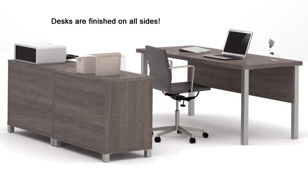 metal office desks. pro linear metal leg modular office desk series u2013 executive set desks