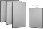 "ProPanel Office Panel Series - 36""W x 42""H Panel"