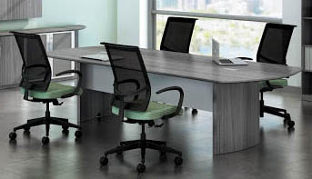 Quickship Medina Conference Tables Table See Other Sizes - Curved conference table