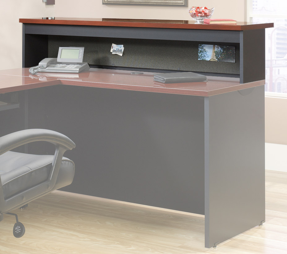Via Modular Office Desk Collection 72 Quot Bow Front Desk Shell