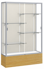 "Reliant Display Cabinet Series - 48""W Display Cabinet - See Other Sizes"