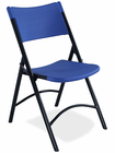 Resin Folding Chair in 4 colors!