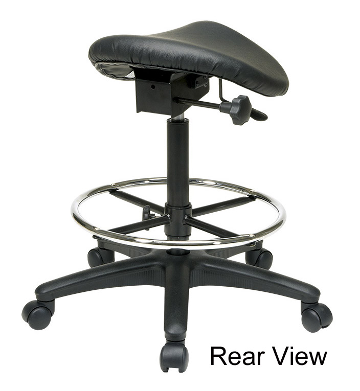 Saddle Seat Stool W 25 Quot 35 Quot Height