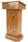 Solid Oak Podium