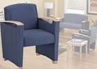 Somerset Heavy-Duty Reception/Waiting Room Series - Guest Chair