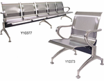 Stainless Steel Heavyweight Beam Seating