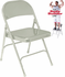 Standard Steel Folding Chair - 300 lb Capacity