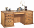 Traditional Genuine Oak Furniture Series - 68-1/4