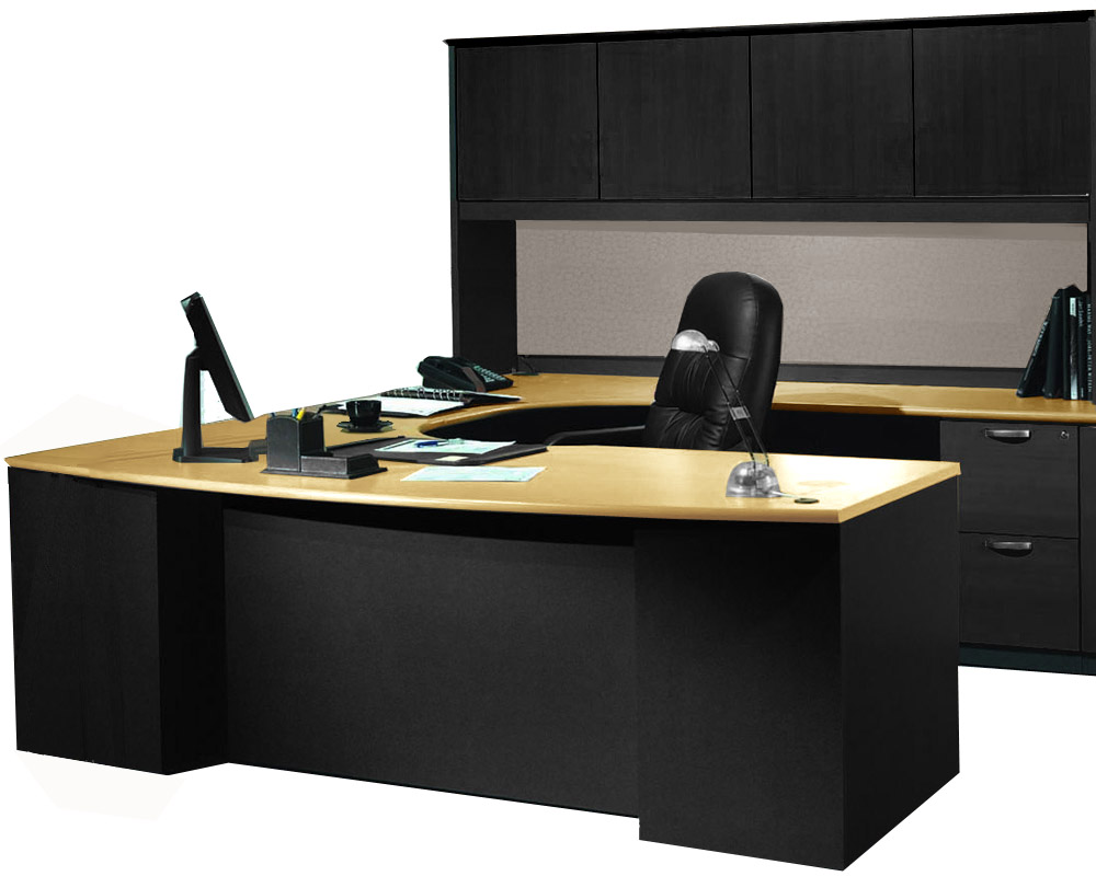 office desk furniture transitions custom office desks executive desk package 23914